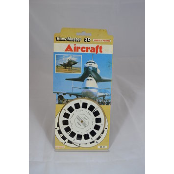 Stereoscopic slide set - Aircraft