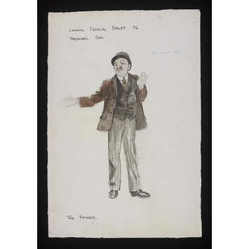 Costume design - Prodigal Son