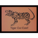 Tiger Out East (Flier)