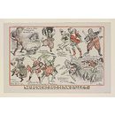 Mr. Punch's Russian Ballet (Print)