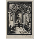 St. Bartholomew the Great (Print)