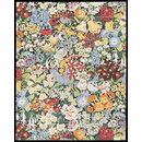 Cottage Garden (Textile design)