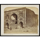 Gateway leading to Gulabi Bagh, Lahore (Photograph)