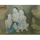 The Ten Kings of Purgatory (Diyu Shiwang 地獄十王) (Painting)