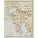 Constable's hand atlas of India / prepared under the direction of J.G. Bartholomew ()