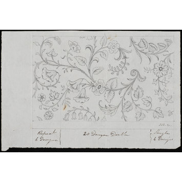 Design for a damask