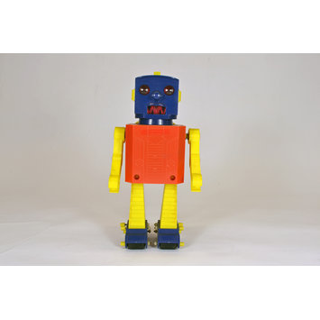 Mechanical toy robot - Robbie Robot
