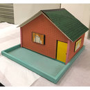 The Minute-Build Fold-away Dolls House (Dolls House)