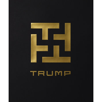 Poster - Trump 24K Gold-Plated