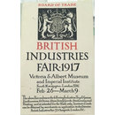 British Industries Fair (Poster)