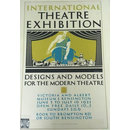 International Theatre Exhibition (Show-Card)