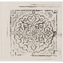 Rubbing of Arabic Ornament  (Drawing)