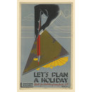 Let's Plan A Holiday (Poster)