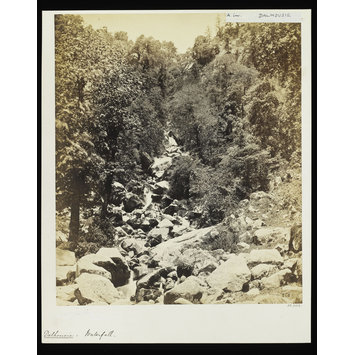 Photograph - Dalhousie, Waterfall