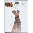 Fashion Design (Album of knitwear designs)