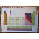 The Periodical Table of Bowie (Print)