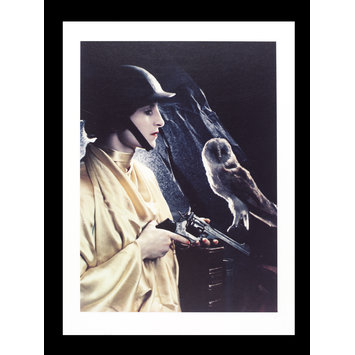 photograph - Mrs Michael Balcon as Minerva
