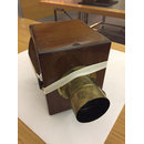 Sliding box camera used by William Henry Fox Talbot (camera)