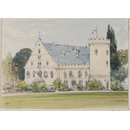 Souvenirs of Rosenau, the birthplace of H.R.H, the Prince Consort, Husband of Queen Victoria (Drawing)