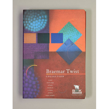 Sample book - Braemar Twist