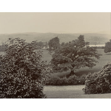 photograph - View of Esthwaite Water