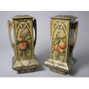 Urn (Pair of biscuit tins)