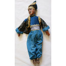 Marionette of a man in Middle-Eastern style dress (Puppet)
