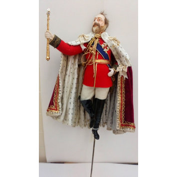 Figure - Figure of King Edward VII