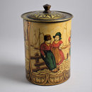 Dutch Jar (Biscuit tin)