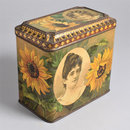 Sunflower (Biscuit tin)