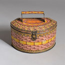 Crescent Basket (Biscuit tin)