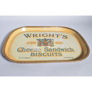 M.J. Franklin Collection of British Biscuit Tins (Advertising Ephemera) (Tray)